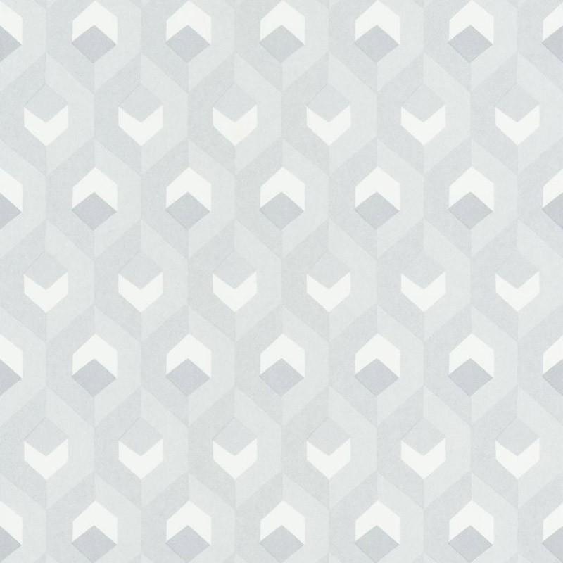 Papel pintado Casadeco Helsinki Hexacube HELS82050102