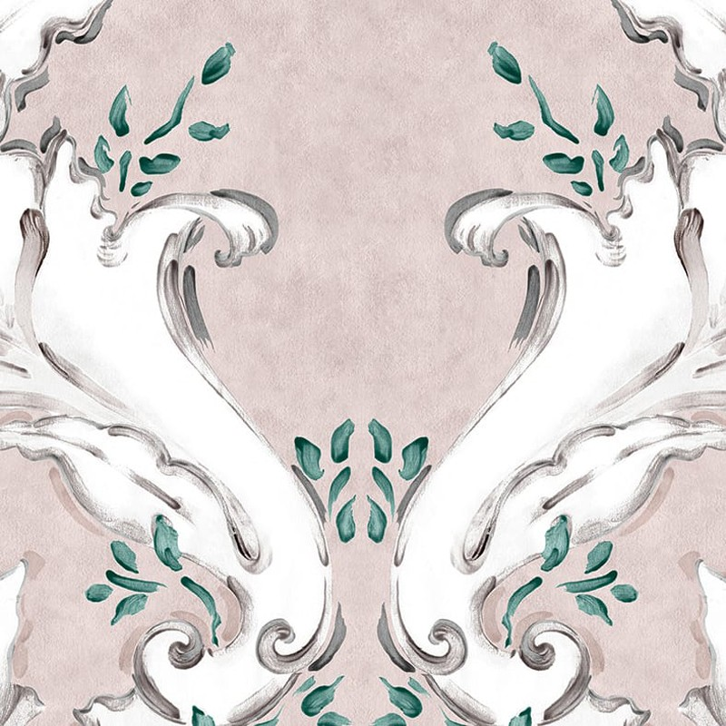 Papel pintado Coordonne Ybarra & Serret Toscana Ornamental YSP0016