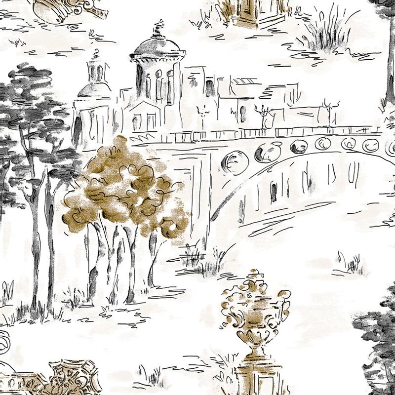 Papel pintado Coordonne Ybarra & Serret Toscana Paisaje YSP0012