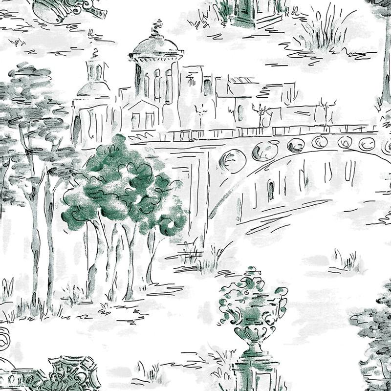 Papel pintado Coordonne Ybarra & Serret Toscana Paisaje YSP0013
