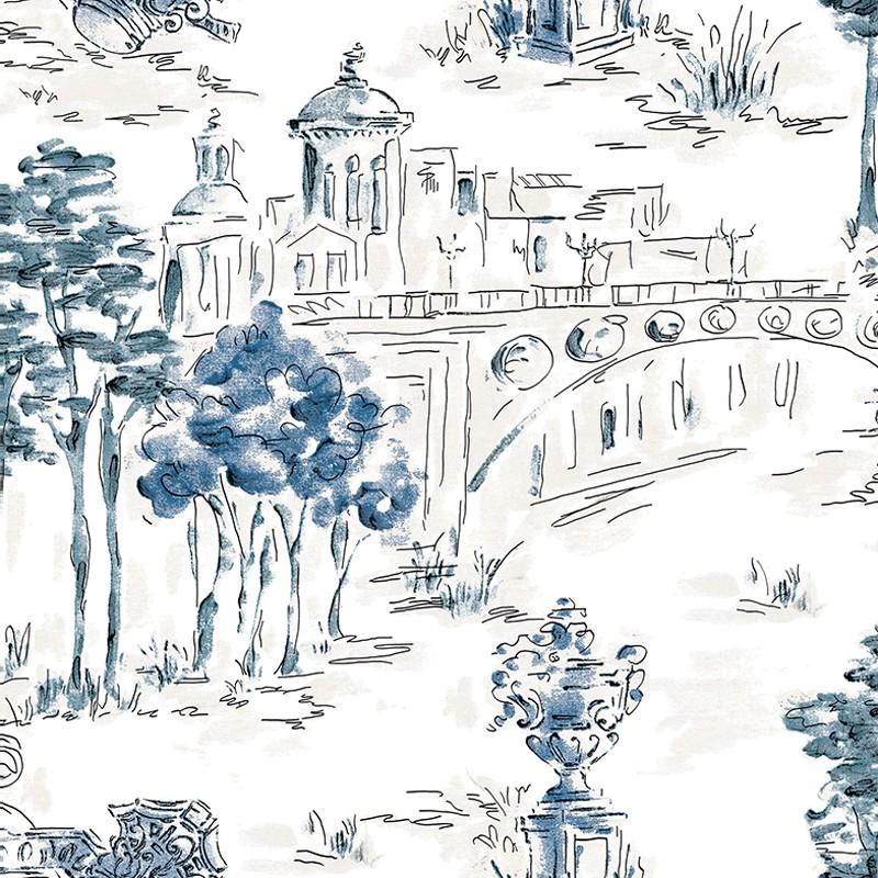 Papel pintado Coordonne Ybarra & Serret Toscana Paisaje YSP0015