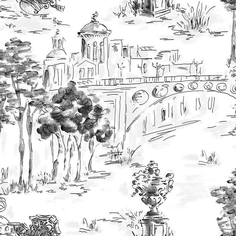 Papel pintado Coordonne Ybarra & Serret Toscana Paisaje YSP0011