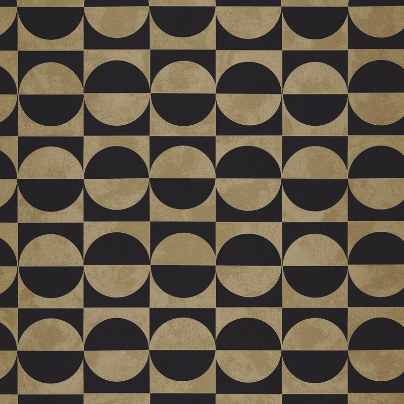 Papel pintado Casamance Delta Circles 74591528