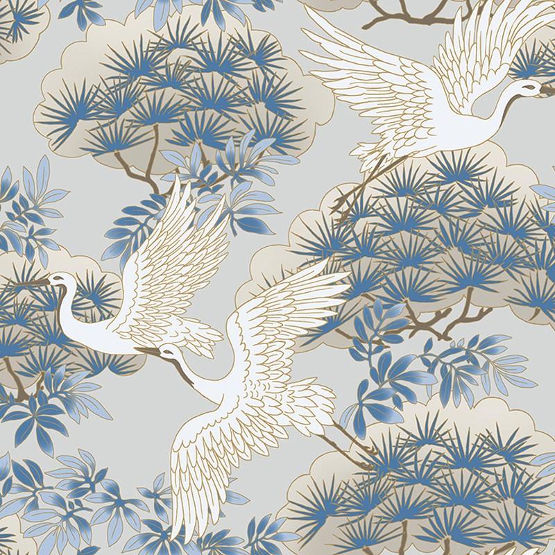 Papel pintado Coordonné Sakura Kurēn 8706591