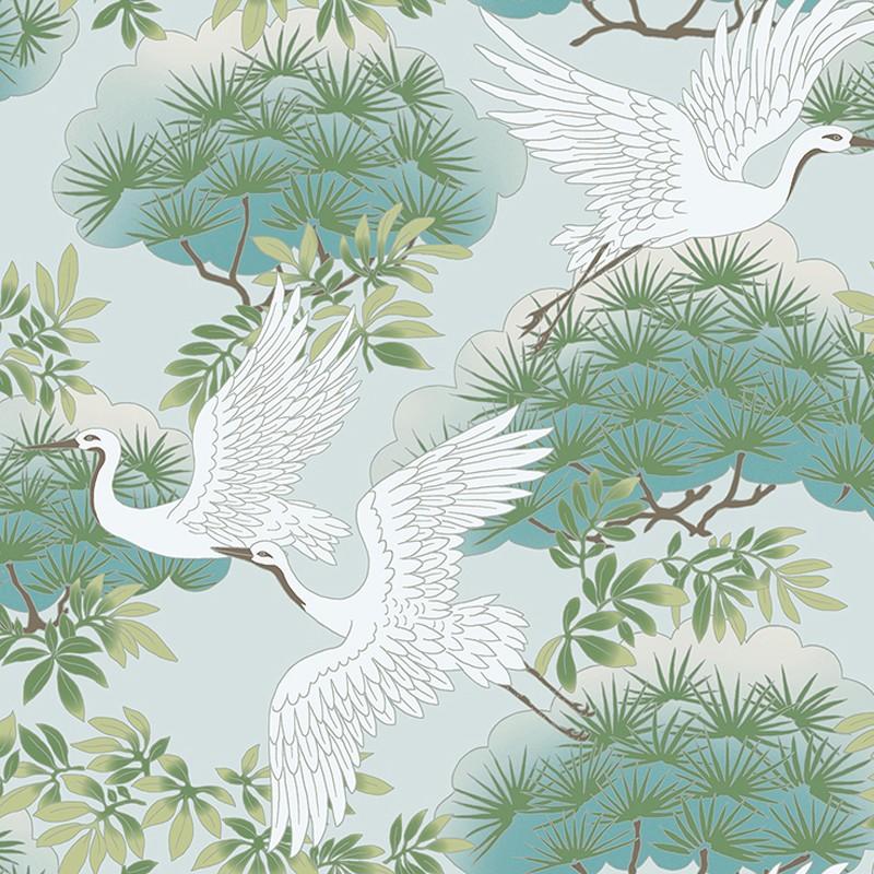 Papel pintado Coordonné Sakura Kurēn 8706589