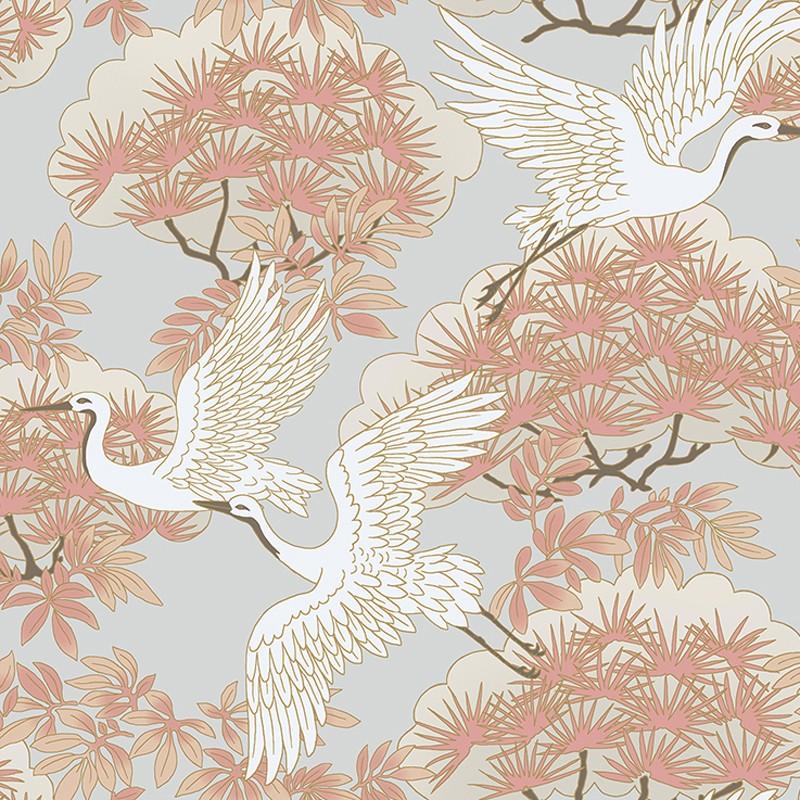 Papel pintado Coordonné Sakura Kurēn 8706590