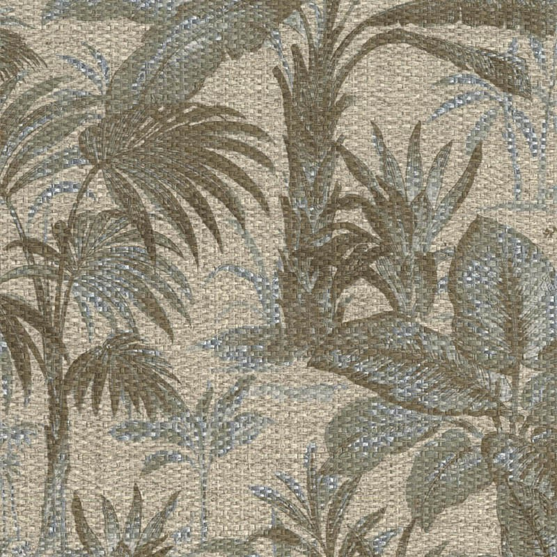 Papel pintado Jannelli & Volpi Forest Tropical 50102