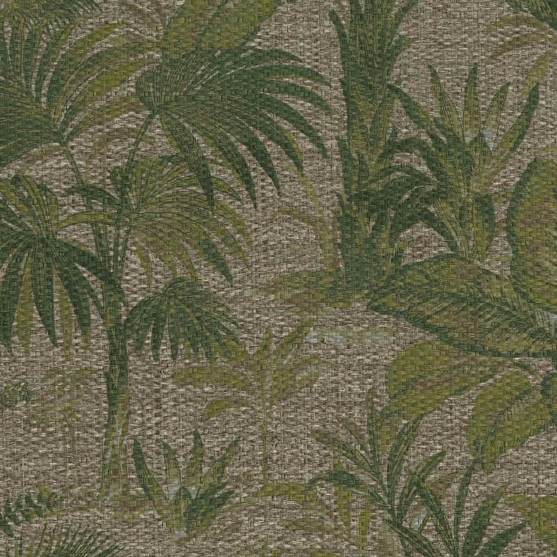 Papel pintado Jannelli & Volpi Forest Tropical 50104