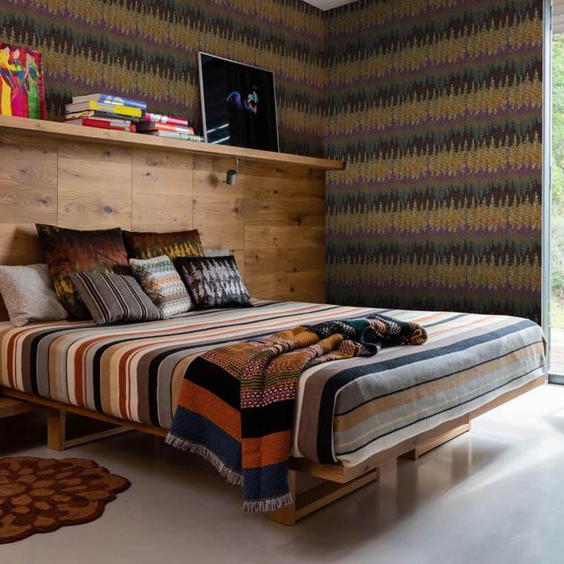 Papel pintado Missoni Home Wallcoverings 03 Alps 10210