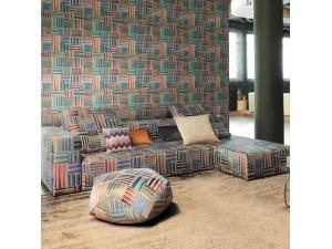 Papel pintado Missoni Home Wallcoverings 03 Palenque 10200