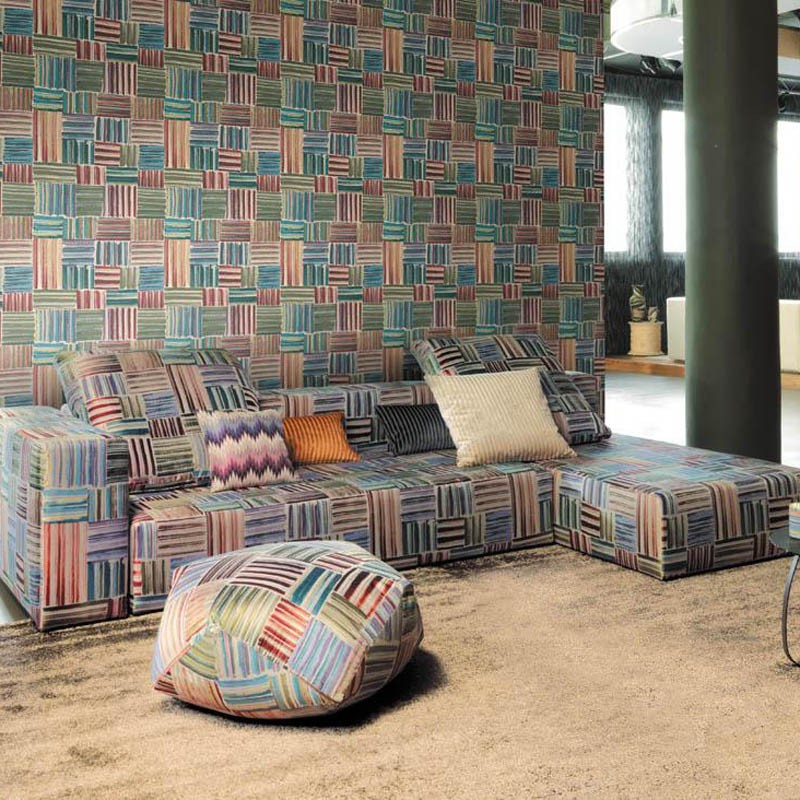 Papel pintado Missoni Home Wallcoverings 03 Palenque 10200