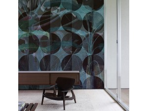 Mural Muance Collection 2019 Tropicana Spheres MU11001