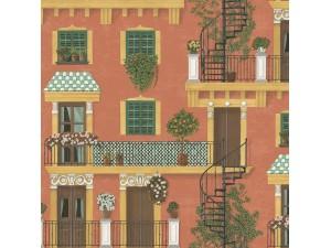 Papel pintado Cole & Son Sevilla Alfaro 117-4011