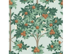 Papel pintado Cole & Son Sevilla Orange Blossom 117-1004