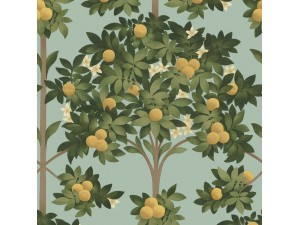 Papel pintado Cole & Son Sevilla Orange Blossom 117-1002
