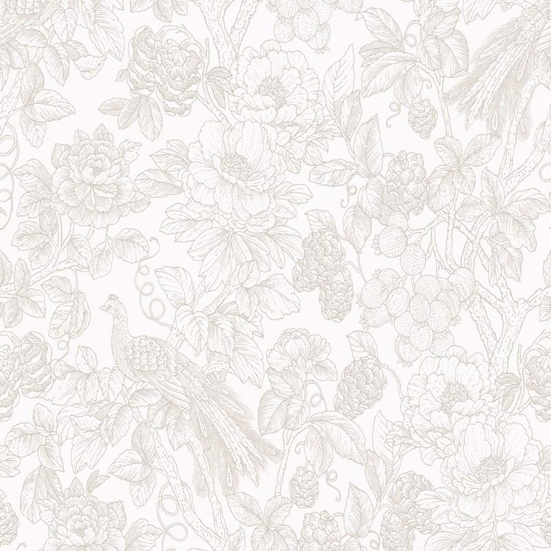Papel pintado Casadeco Delicacy Feather DELY85361274