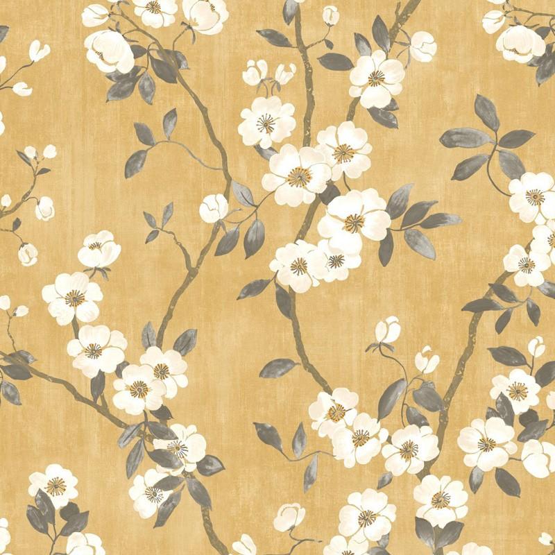 Papel pintado Casadeco Delicacy Spring Flower DELY85392403