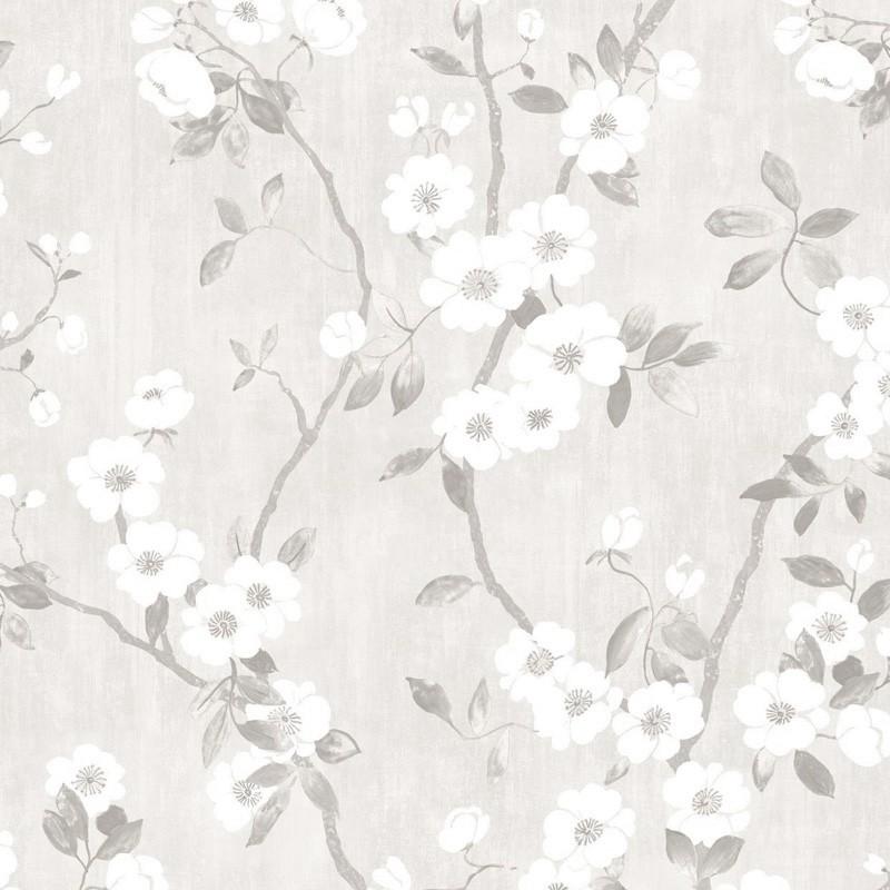 Papel pintado Casadeco Delicacy Spring Flower DELY85399171