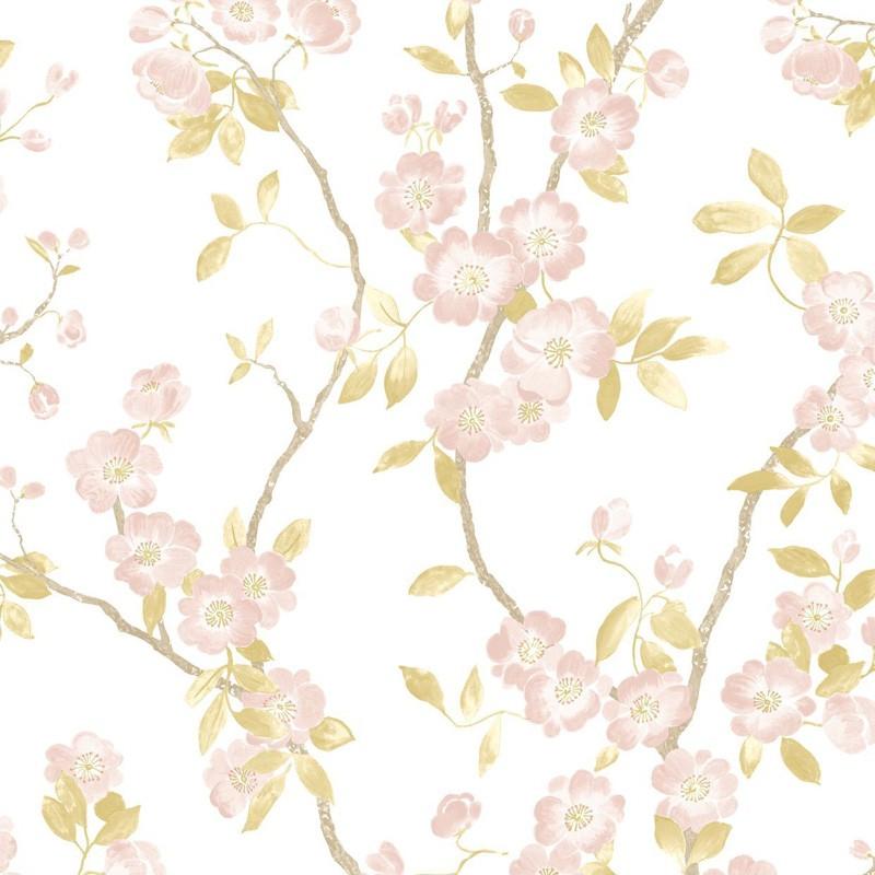 Papel pintado Casadeco Delicacy Spring Flower DELY85394346
