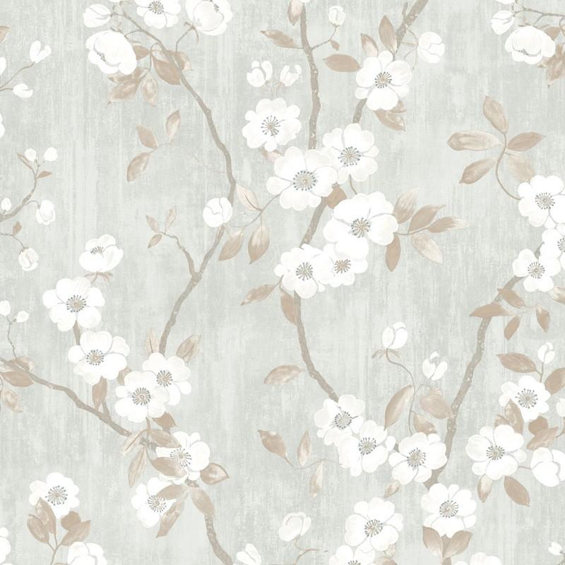 Papel pintado Casadeco Delicacy Spring Flower DELY85396208