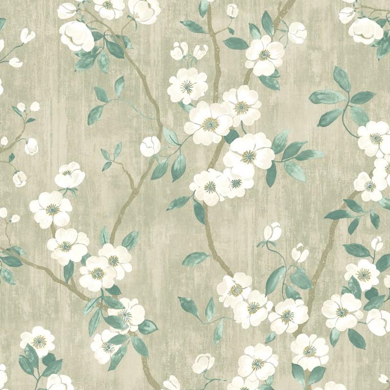Papel pintado Casadeco Delicacy Spring Flower DELY85397298