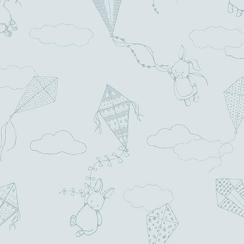 Papel pintado infantil Boras Tapeter Newbie Up & Away 7461