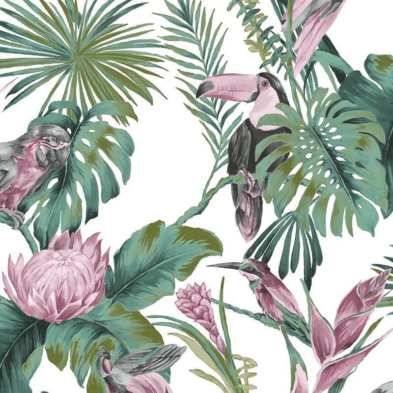 Papel pintado Unipaper Amazzonia 22006
