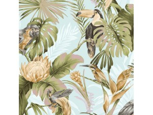 Papel pintado Unipaper Amazzonia 22007