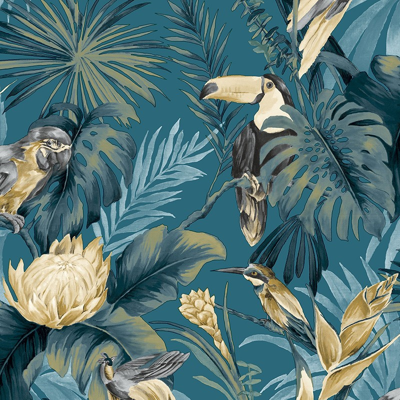 Papel pintado Unipaper Amazzonia 22008