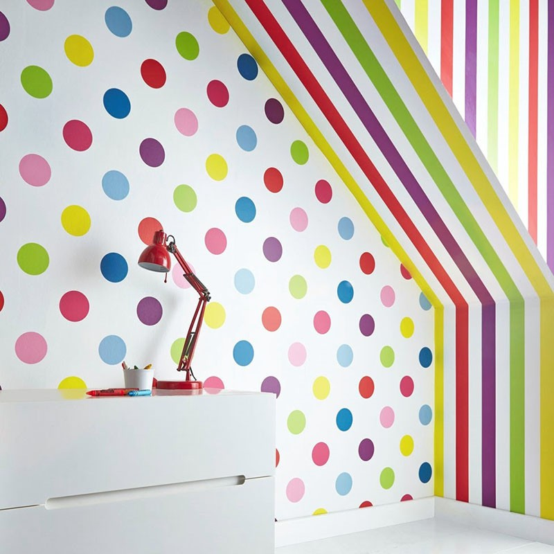 Papel pintado infantil Colowall Kids@Home Individual 236-1508
