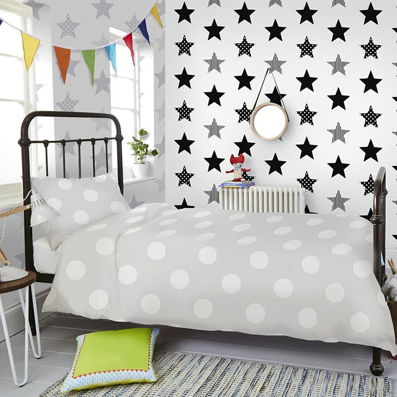 Papel pintado infantil Colowall Kids@Home Individual 236-1513