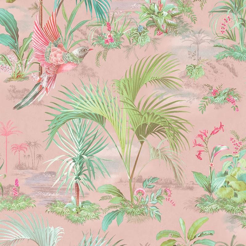 Papel pintado Pip Studio V Palm Scene 300141