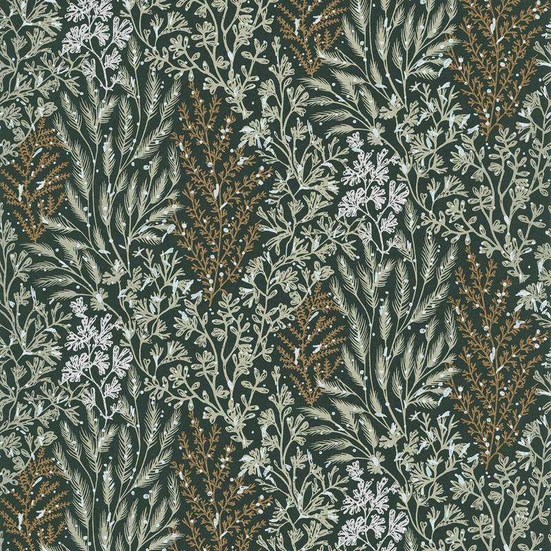 Papel pintado Casamance Blossom Isoete 74350324