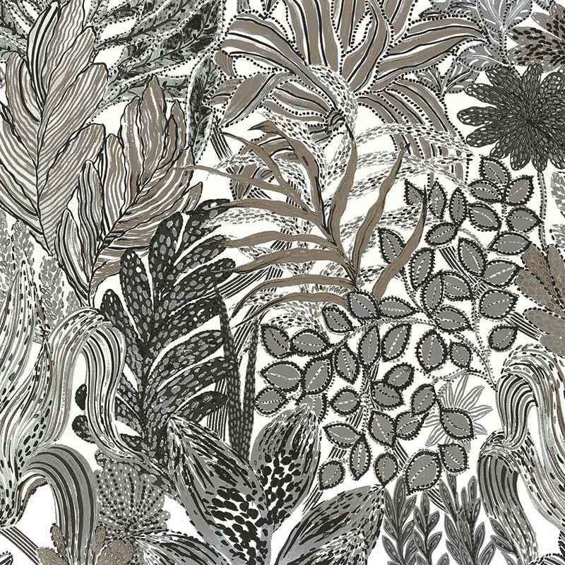 Papel pintado Casamance Blossom Borromee 74320120