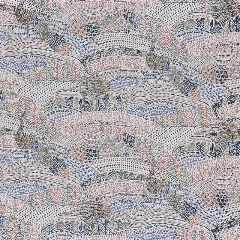 Papel pintado Casamance Blossom Eden 74330297