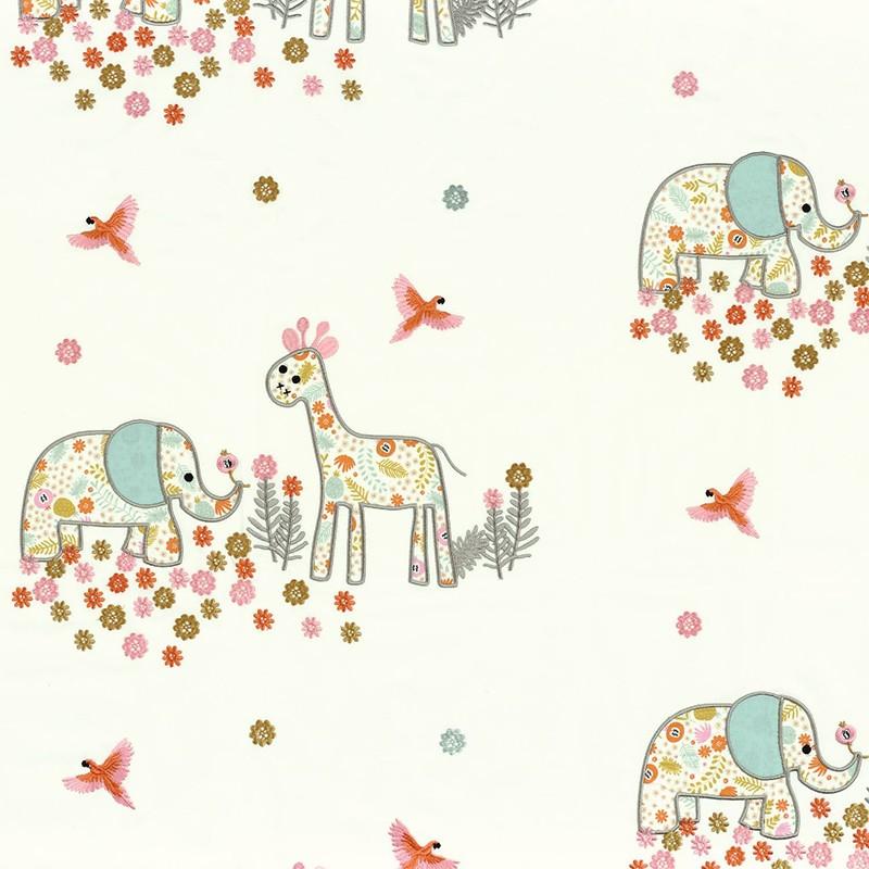 Tela infantil Rose & Nino Camengo Alice & Candice 45490195