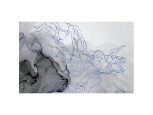 Mural Coordonné Aurora Borealis 9200013