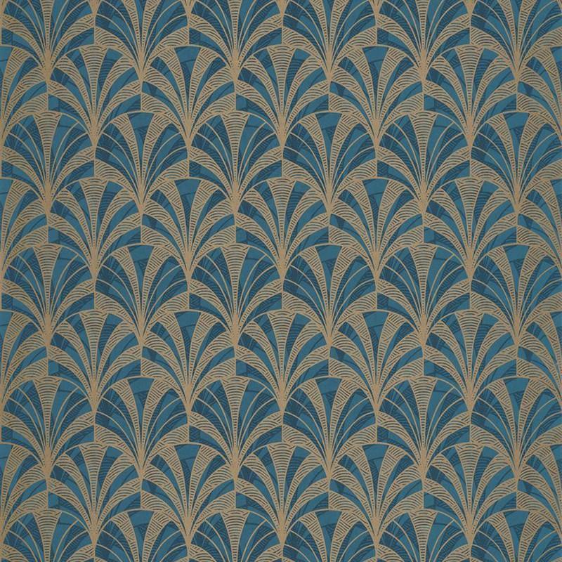Papel pintado Casadeco 1930 Palmette MNCT85736313