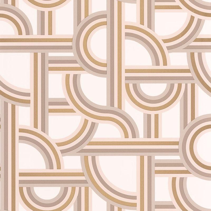 Papel pintado Labyrinth Impass Caselio LBY102121020