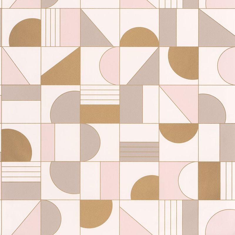 Papel pintado Labyrinth Puzzle Caselio LBY102101022