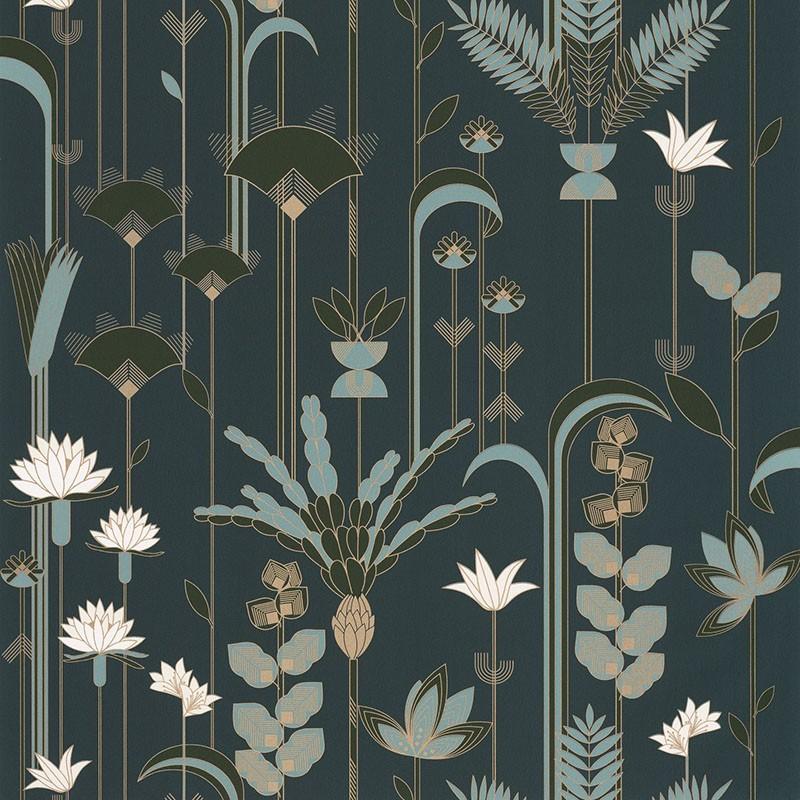 Papel pintado Labyrinth Ephemeral Caselio LBY102096175