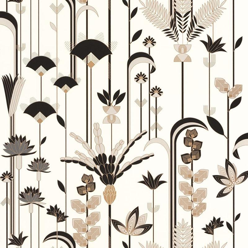 Papel pintado Labyrinth Ephemeral Caselio LBY102090020