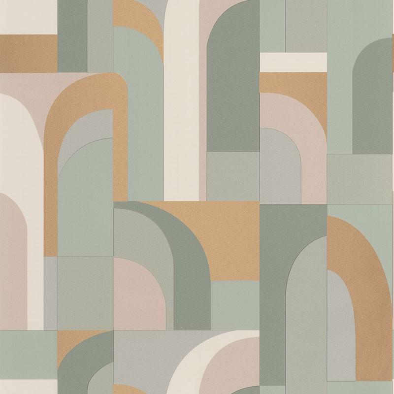 Papel pintado Labyrinth Doors Caselio LBY102087026