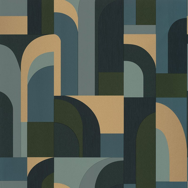 Papel pintado Labyrinth Doors Caselio LBY102086072