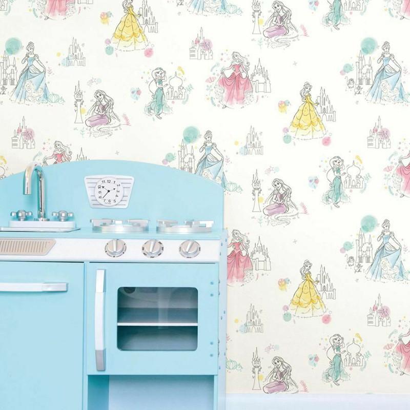 Papel pintado Infantil Disney Kids 4 DI0968