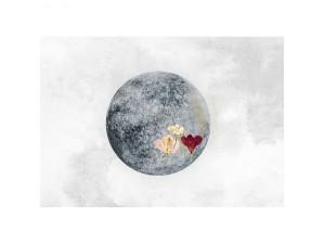 Mural Coordonné Instant Full Moon 8500151