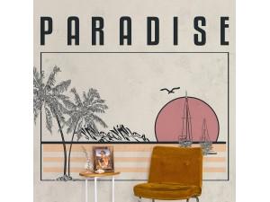 Mural Coordonné Instant Paradise 8500120