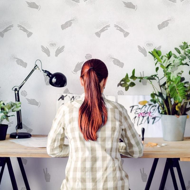 Papel pintado Coordonné Instant Future 8500060
