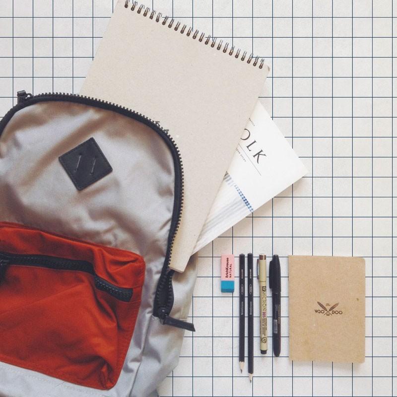 Papel pintado Coordonné Instant Notebook 8500010