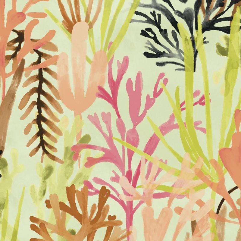Papel pintado Flower power Algues TP 303 01